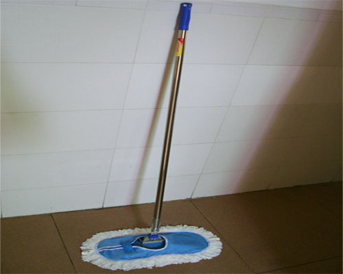 Anti Static Mop : Cleanroom mop dispensers and swab halemann technology