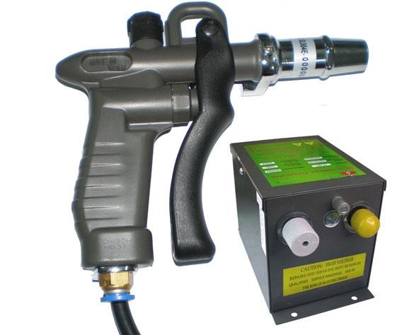 Ionizing Air Bar Ioizing Air Bar And Gun Halemann